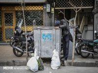 زباله گردی آسیب اجتماعی این روزهای سبزوار