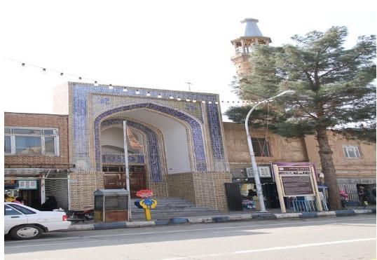 مسجد پامنار سبزوار