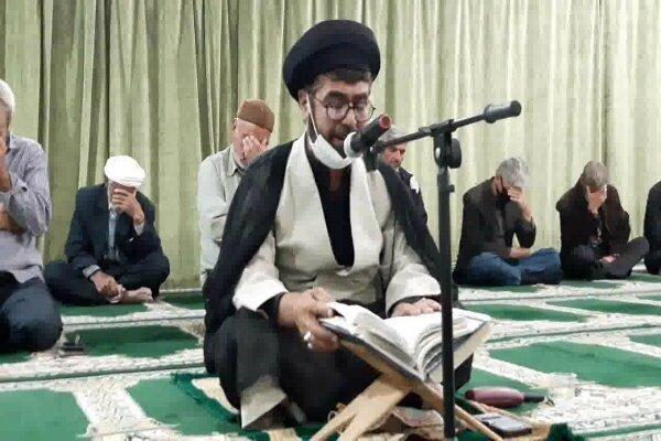 عضو شورای شهر سلطان آباد حجت الاسلام سید مرتضی حسینی