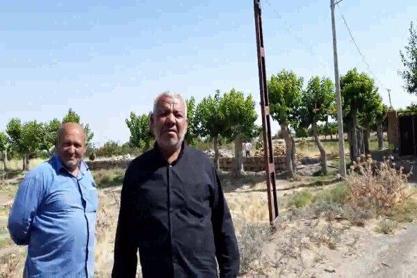 مشکلات سوخت نوده انقلاب در شهرستان خوشاب