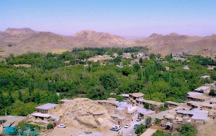 روستایی که برای تشییع شهدا مرد نداشت - شم آباد-سبزوار- خوشاب