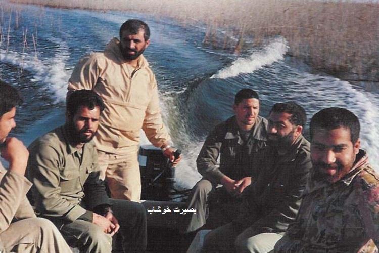 برگهایی از زندگی سردار شهید شجیعی دریافت انرژی مضاعف با تلاوت قرآن