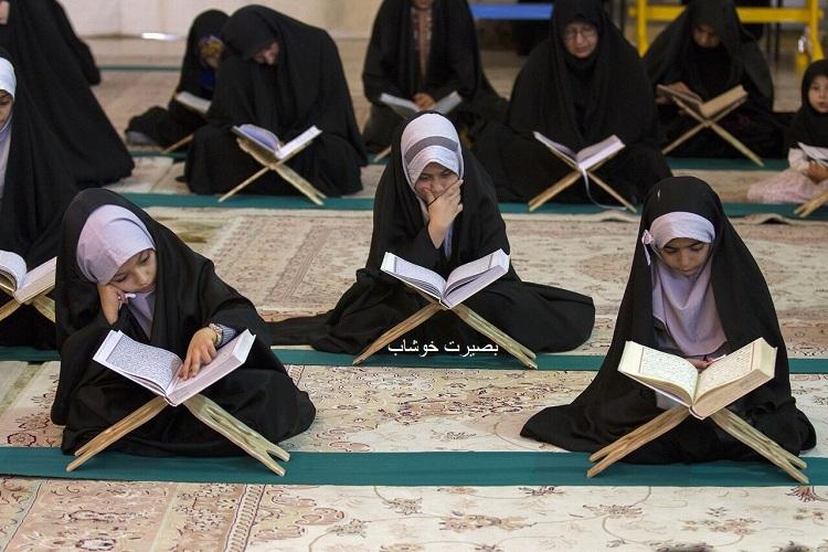 مؤسسات و خانههای قرآنی در پیچوخم کرونا -سبزوار -خوشاب - بصیرت خوشاب-