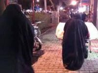 لقمهای نان حلال در دل نیمه شب و زنی پیر…