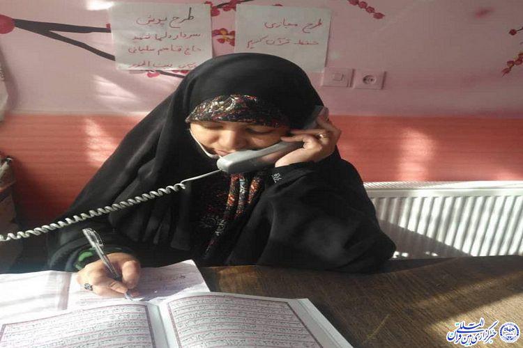 روستا به روستا به دنبال تربیت حافظ قرآن