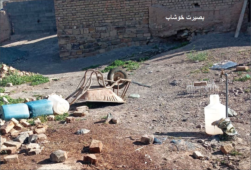 قطعی برق تشدید کننده تنش آبی برخی روستاهای خوشاب