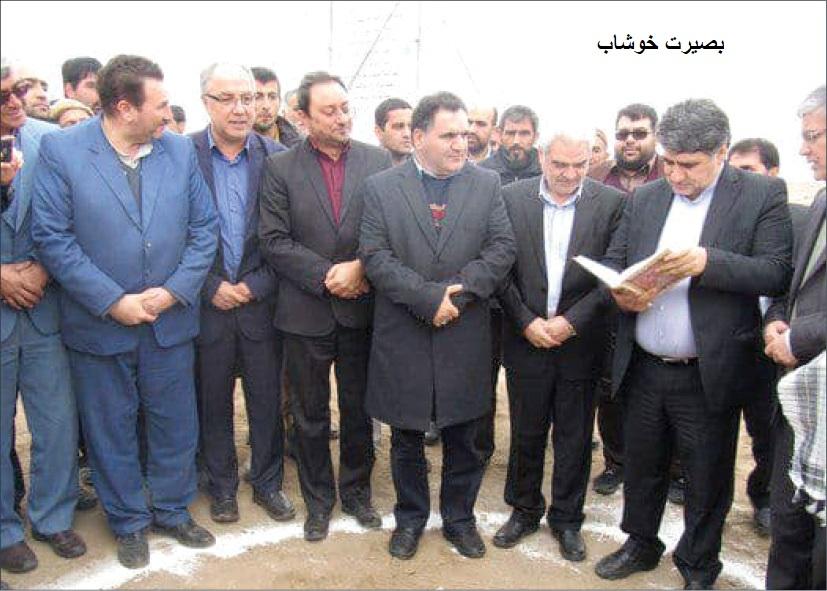 اولین شهرک صنعتی روستایی استان متوقف در خان  تامین زمین !