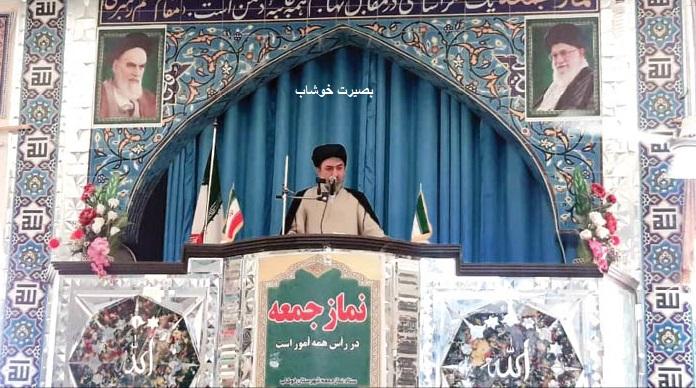 امام جمعه خوشاب بیان کرد: مدیران ضعیف باید کنار بروند