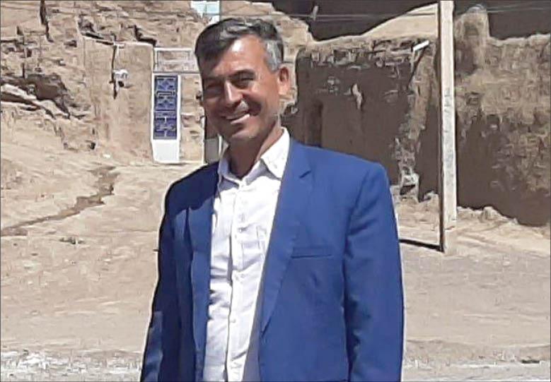قتل دهیار وظیفه شناس روستای روکی توسط سارقان کابل برق - علی اکبر ملکی - بصیرت خوشاب